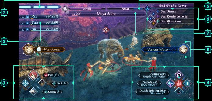 XC2-battle-screen